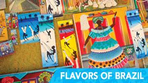 Flavor of Brazil