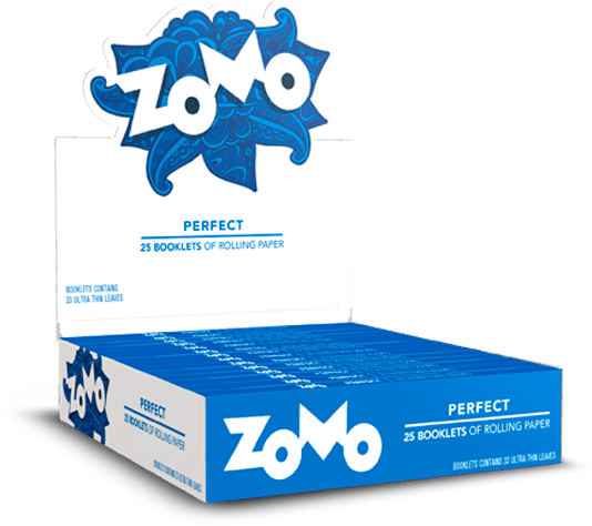 display zomo paper azul perfect