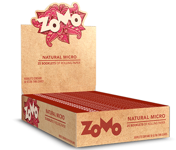 display zomo papel linha natural
