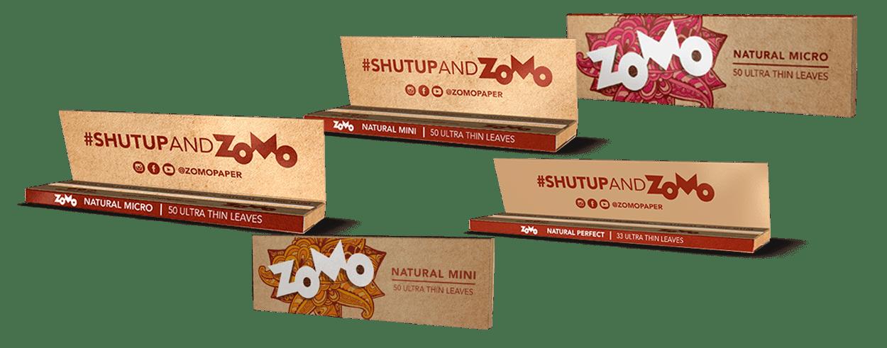 booklets modelo natural da zomo paper