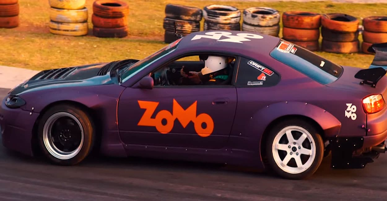 Zomo at SC Drift
