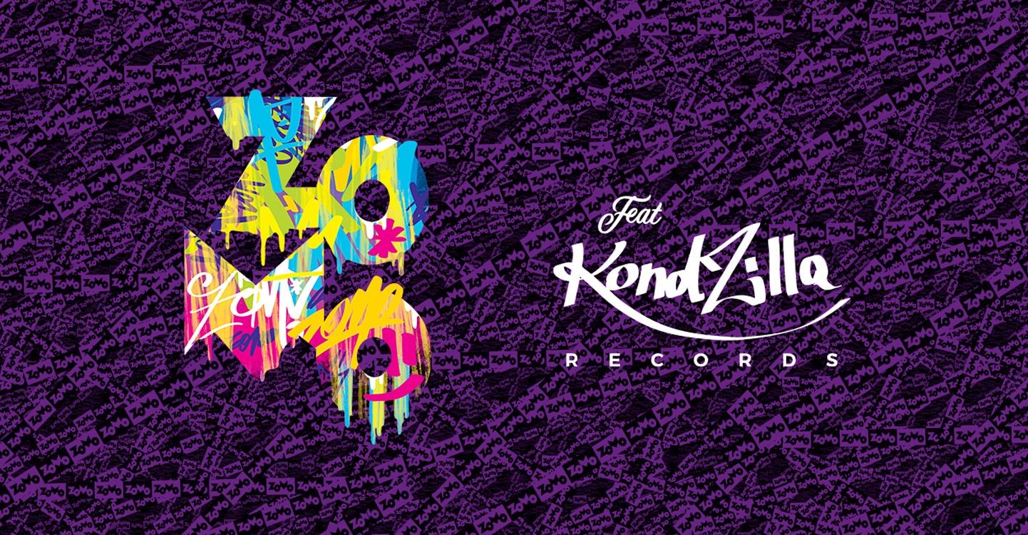 LOUNGE ZOMO KICKOFF AT KONDZILLA RECORDS