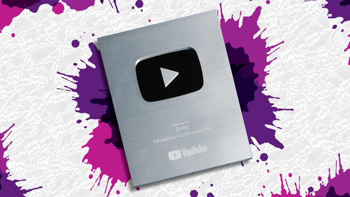 Superamos 100 mil inscriptos en el canal de Youtube