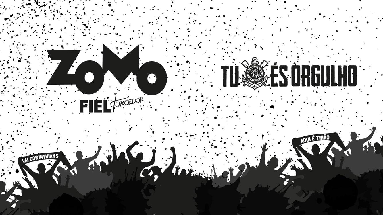 Discover Zomo box at 'Arena Corinthians'.