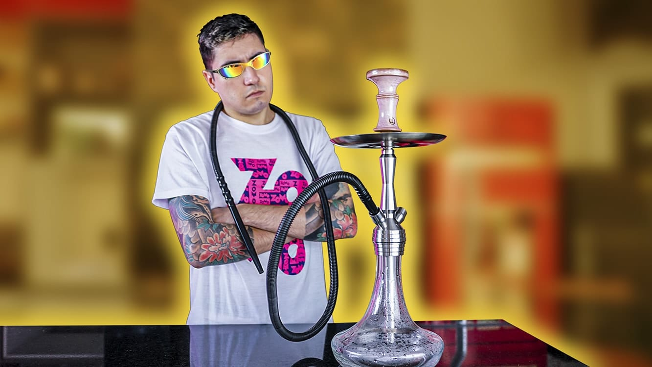 10 STEPS TO ASSEMBLE YOUR HOOKAH