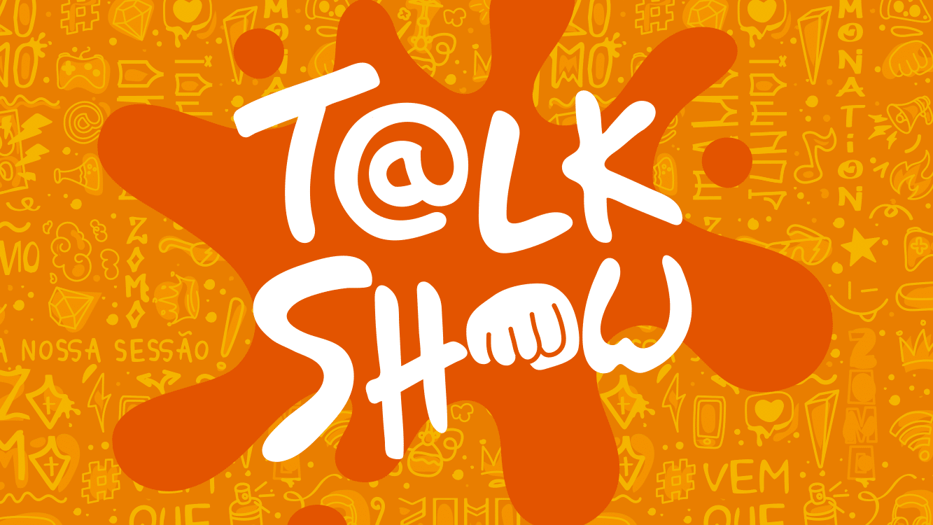 Talk show new format goes viral