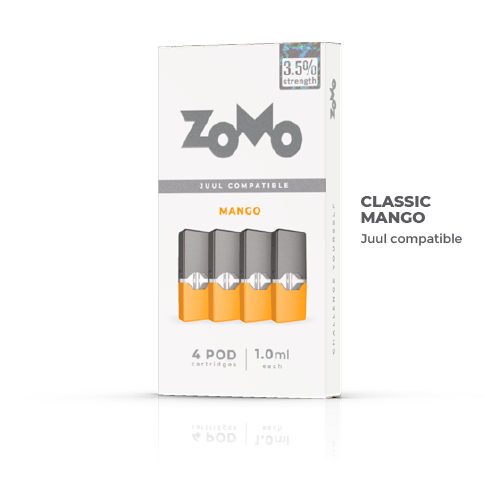Embalagem Zomo Zpod Classic Mango