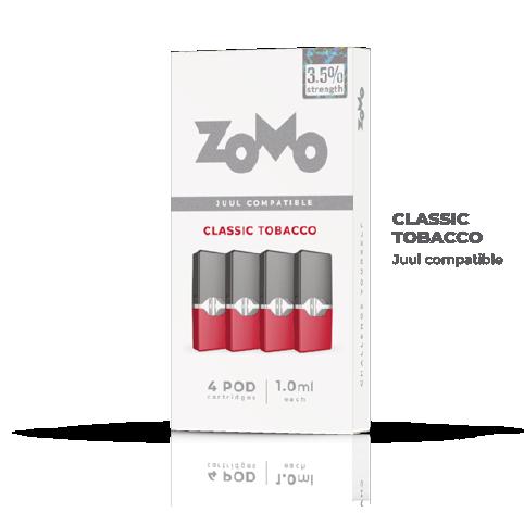 Embalagem Zomo Zpod Classic Tobacco