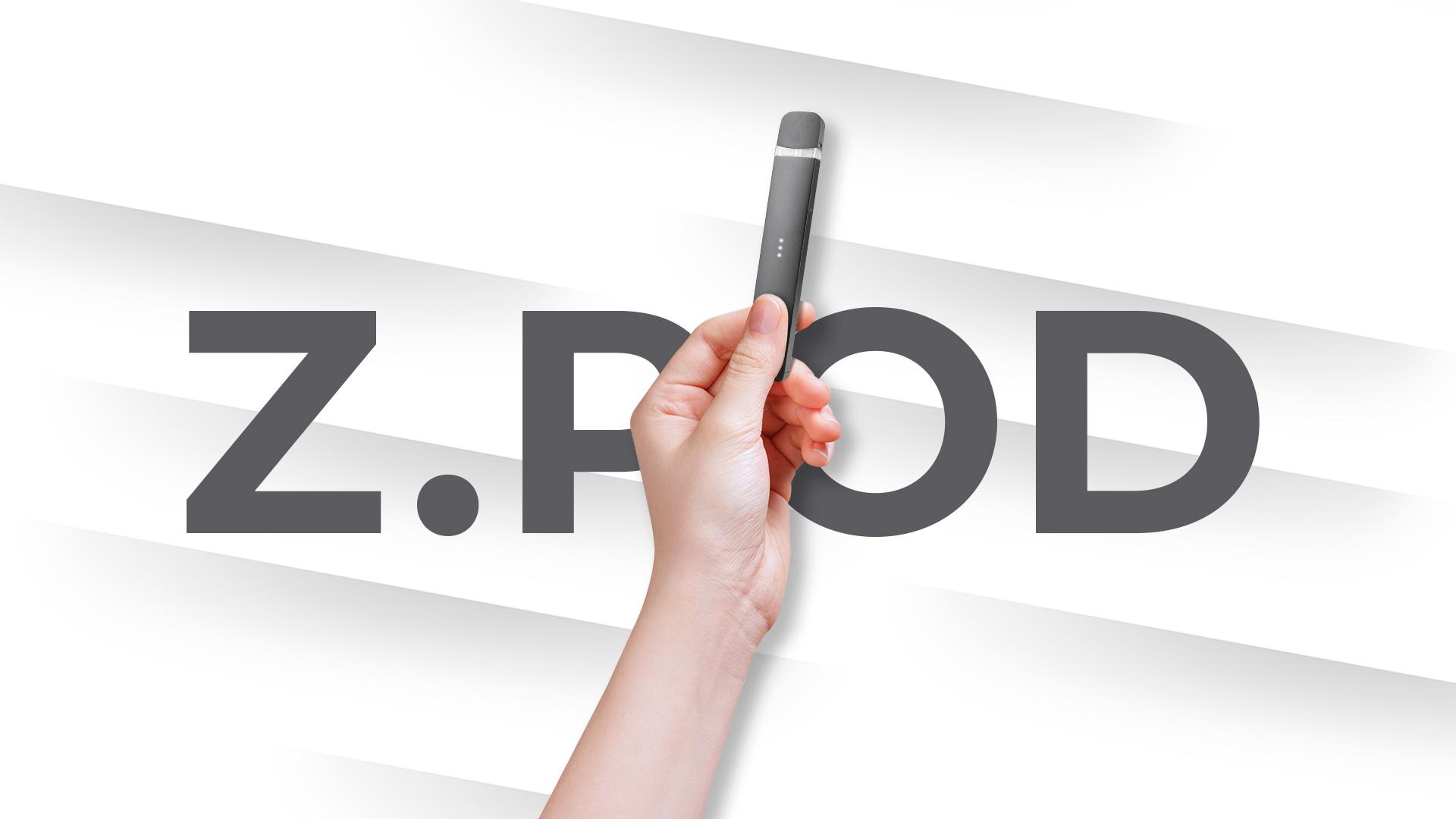 banner zomo zpod mão com device