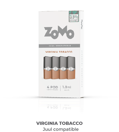 Embalagem Zomo Zpod Virginia tobacco