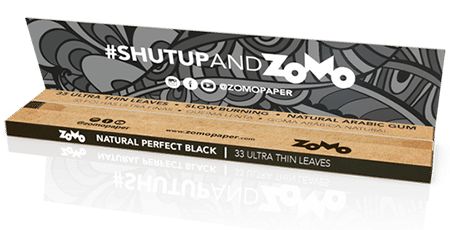 Zomo Paper Black Natural