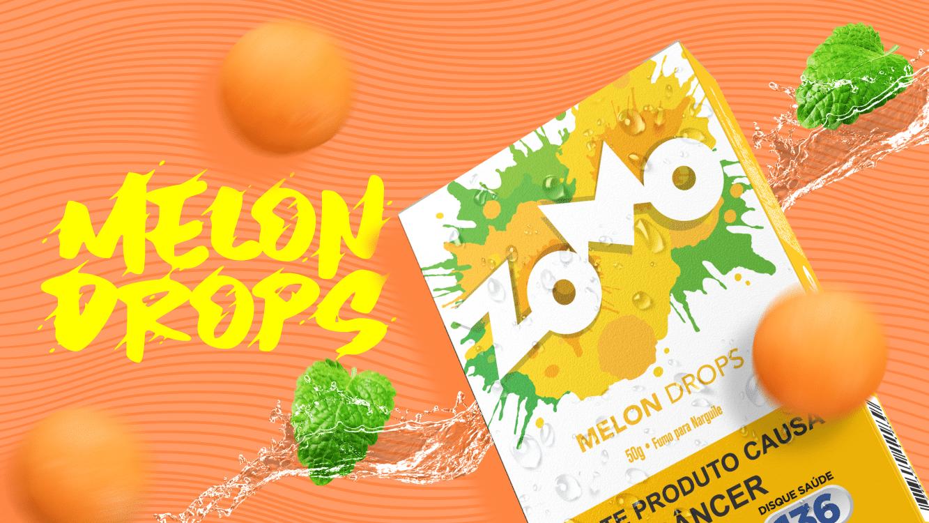 Melon drops para refrescar tu sesión